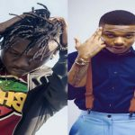 Watch Video: WizKid Sacks Stonebwoy From His Stage During Performance