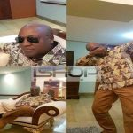 President Mahama Showcases His Usain Bolt Swagger