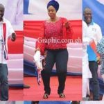 Watch Video: NPP Bigwigs Turn Delegates Conference Into Dancing Competition