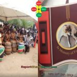 Watch Video: People Of Ehi In Volta Region Hold Funeral Rites For A Dog