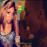 Watch Video: Shatta Michy Kissing A Stranger