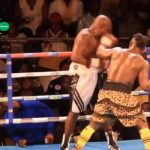 Watch Video: Bastie Samir Knocks Out Bukom Banku in round 7