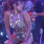 Watch Video: Ebony Twerks On top Of Male Fan During Jublish Hall Week Performance