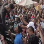 Watch Video: Shatta Wale Celebrates Birthday with Fans at Nima Market