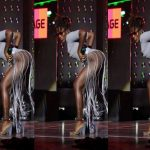 "Watch Video: Ebony Showcases Her ""Butt"" on Stage at 4SYTE Awards"