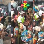 Watch Video: KMA City Guards Fights Market Women at Kumasi