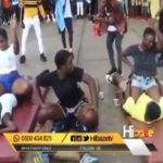 Watch Video: Ghanaian Students Going Crazy During An Entertainment Show