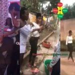 Watch Video: Lady Storms Boyfriend's Room To Fight another Girl
