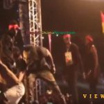 Watch Video: Shatta Wale Slaps His Bodyguard At 2017 S-Concert