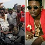 Watch Video: Shatta Wale Buys Motorbike For the Bodyguard He Slapped at S Concert