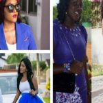 A-Plus Wife Akosua Vee Accused of Bleaching (More Photos)