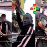 Watch Video: Patapaa Welcomed Like A Superstar In Liberia