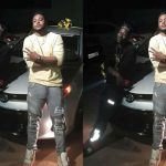 Watch Video: Shatta Wale Buys Brand New Saloon Car For His Friend