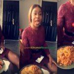 Watch Video: Efia Odo Captured Snoring Like A Generator