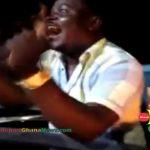 Watch Video: Kumi Guitar Happily Dancing To Stonebwoy's Bawasaba