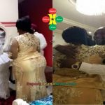 Watch Video: Rev. Owusu Bempah's Wife Caught With Alcohol