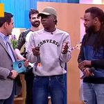Watch Video: Stonebwoy and C4 Pedro Performs in the Portuguese language