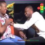 "Watch Video: Kofi Adomah Fondles Actress ""Big Oranges"" On Live TV"