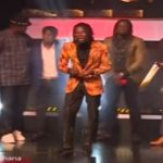 Watch Video: Stonebwoy Teases Shatta Wale After Winning Award