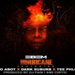 Watch Official Music Video: Edem – Hurricane ft Jojo Abot, TeePhlow & Dark Suburb