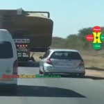 Watch Video: Driver Nearly Died Through Overtaking on Highway