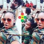 Watch Video: Ghanaian Female Soldiers Showcases Swag at Funeral