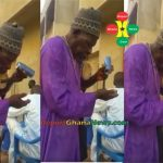 Watch Video: Checkout Old Man's Special Way of Taking Energy Drink