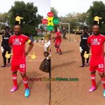 Rev. Owusu Bempa Bleaching Exposed During A Football Match