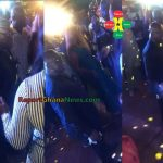 Watch Video: President Nana Addo Chilling Inside Nightclub While Ghanaians are Suffering