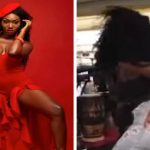 Watch Video: Wendy Shay Displays Huge Backside on Stage