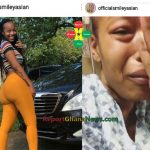 Slay Queen Who Injected Her Butt In Serious Trouble With Many Health Issues (More Photos)