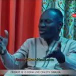 "Watch Video: Prophet Badu Kobi Teaches Ghanaian Men How To Do ""Tonga"""