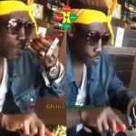 Watch Video: Freestyle King – Supa Eating At A Restaurant With Fork and Knife