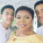 Watch Video: One of Afia Schwarzenegger's Twins Has Discovered His Rap Talent