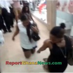 Watch Video: Young Ladies Caught Stealing Underwear At The Accra Shopping Mall
