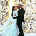 Watch Video: Kanye West and Kim Kardashian Marry in Italian Wedding