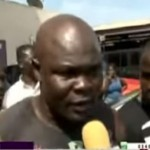 Watch Video: Ayittey Powers and Bukom Banku Angry After They Couldn't Get into Plane to Brazil