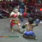 Watch Video: Just For Laughs – Checkout This Amazing Two Midgets Boxing Fight