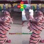 Watch Video: Old Lady Shows Her Dancing Skills
