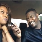 Watch Video: John Dumelo Refuses To Pick Yvonne Nelson's Calls Because of #DumsorMustStoP