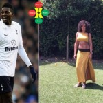 Checkout Adebayor's Beautiful Wife, Charity and Daughter (More Photos)