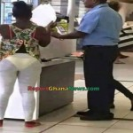 Fashion Police: Checkout The Outfit A Lady Wore To The Shopping Mall
