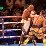 Watch Video: Bastie Samir Knocks Out Bukom Banku in round 7