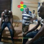 Watch Video: Abronye DC In Pain With A Broken Arm