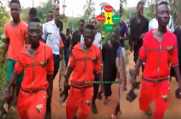 Watch Video: Sakawa Boy Exposed – Tries To Use His Boss For