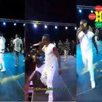Watch Video: Stonebwoy Fans Sabotaged Shatta Wale Show in Aflao