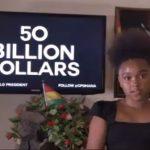 Watch Video: Little Girl Questions President Nana Addo Over $50 Billion Loan