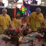 Watch Video: Jerry Rawlings Drunk At A Party – Shows Hidden Dance Moves?